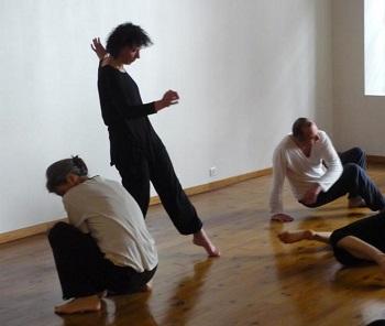 Stage d'improvisation - danse contemporaine