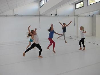 Atelier de danse contemporaine (enfant)